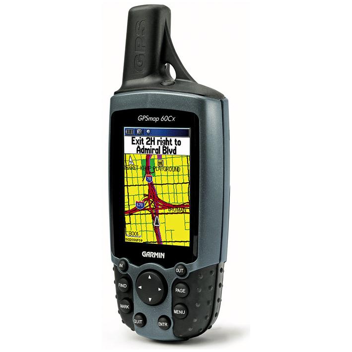 Garmin GPSMAP 60 Cx