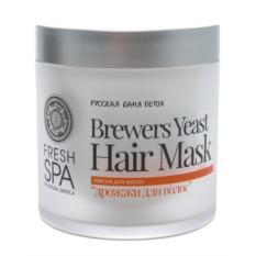 Маска для волос Дрожжи