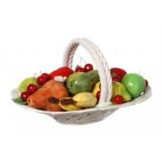 Декоративное изделие Корзина с фруктами