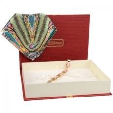 Подарочный набор (платок и браслет)