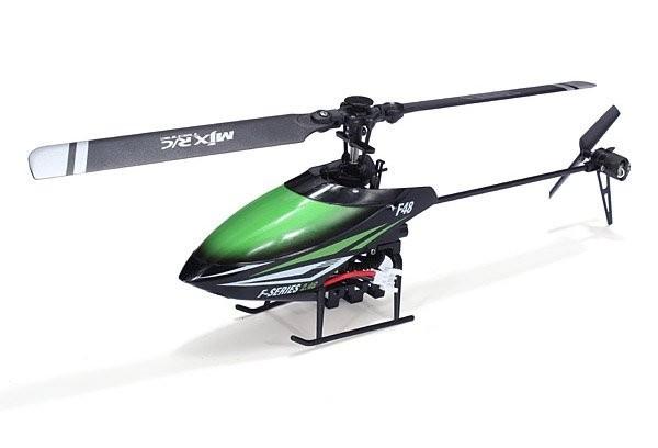 Радиоуправляемый вертолет MJX MJX-F48 F-Series Shuttle