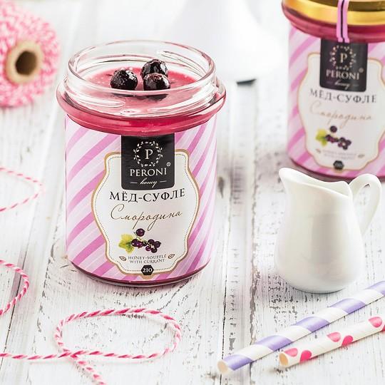 Мёд-суфле Смородина (Summer Sweets)