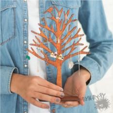 Подставка для украшений Деревце