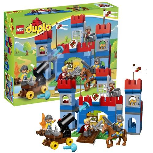 Конструктор Lego Duplo Королевская крепость