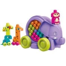 Конструктор Mega Bloks Неуклюжий розовый слон