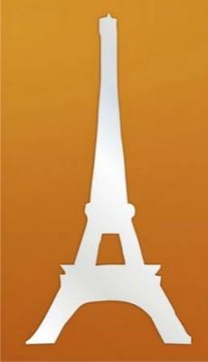 Декоративное зеркало Эйфелева башня