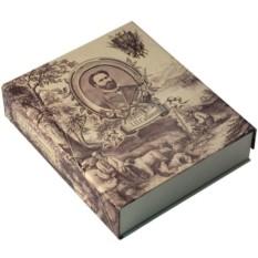 Подарочная книга «Жизнь и ловля пресноводных рыб»