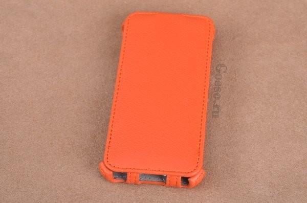 Чехол ARMOR для iPhone 5 / 5S Оранжевая феерия