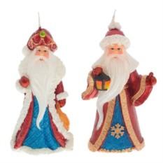Новгодня свечка Дед Мороз