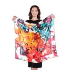 Шелковый женский платок Frantelli