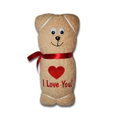 Полотенце «Влюблённый Мишка»