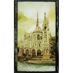 Картина с кристаллами Swarovski Франция-2