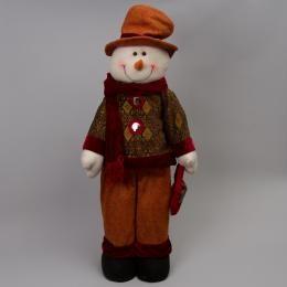 Игрушка Снеговик «Ретро»