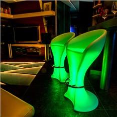 Светящийся барный стул АТ-АТ