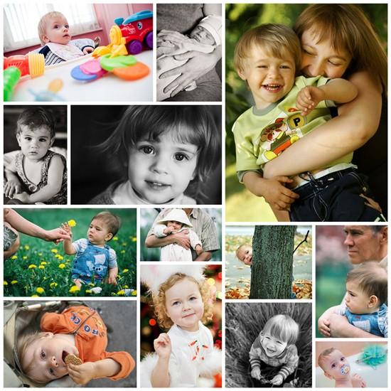 Подарочный сертификат: Детская фотосессия