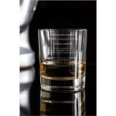 Стакан для виски с именной гравировкой Строго по рецепту