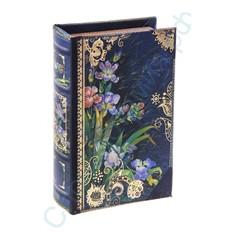 Книга-сейф с ключом Ирисы
