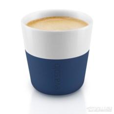 Тёмно-синие чашки для эспрессо Eva Solo