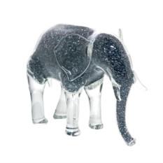 Хрустальная статуэтка Африканский слон