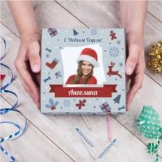 Набор конфет в подарочной упаковке «Новогодняя сказка»