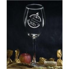 Бокал для вина Новогодний