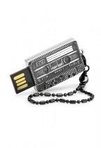 Флеш-накопитель Аудиокассета, 32Гб