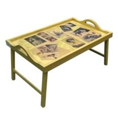 Столик в постель с ручками Семейный альбом