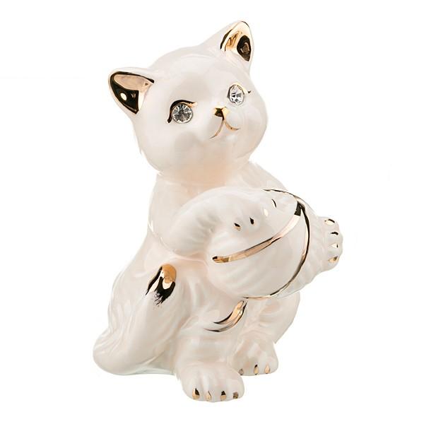 Фигурка Задумчивая кошка