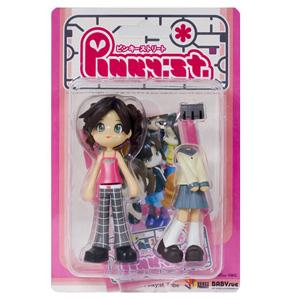 Кукла Pinky Street