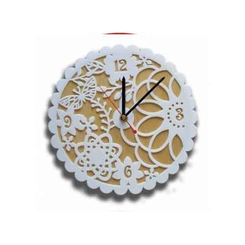 Часы Кружево