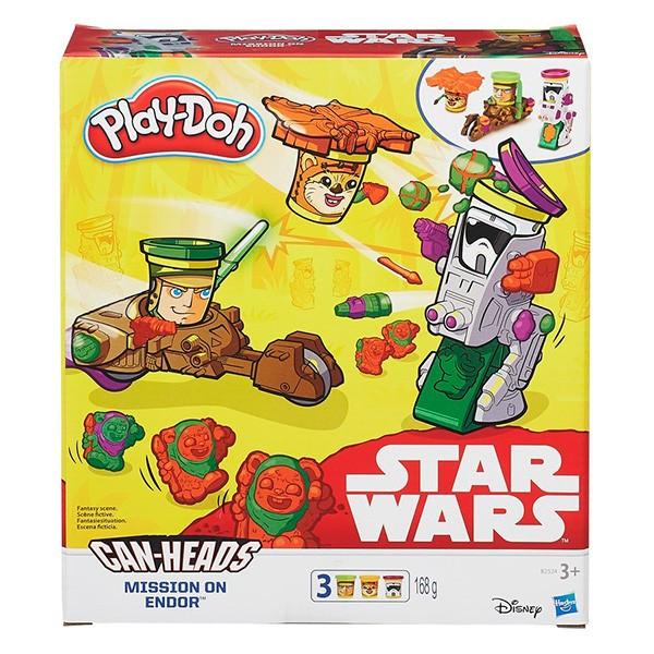 Набор Play-Doh Транспортные средства героев Звездных войн