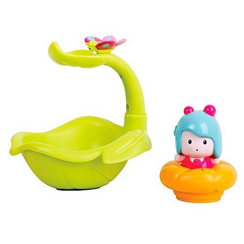 Игровой набор для купания Волшебная лодка Мими