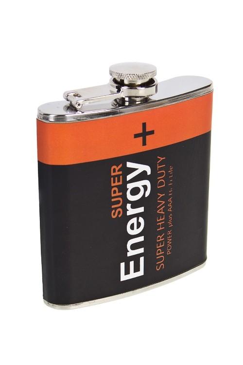 Фляжка для напитков Энергия