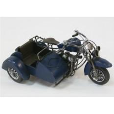 Модель мотоцикла с коляской