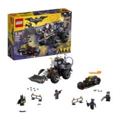 Конструктор Lego Batman Разрушительное нападение Двуликого