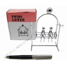 Настольный маятник Качели любви Swing Lover