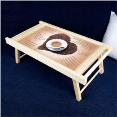 Столик для завтрака Кофе в постель
