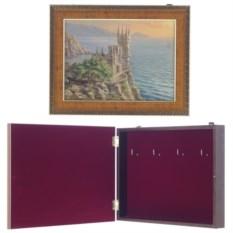 Ключница Замок без индивидуальной упаковки