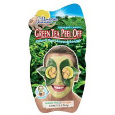 Маска-пленка для лица «Зеленый чай»