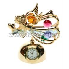 Декоративная фигурка с часами Ангел