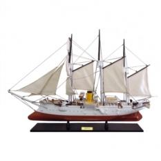 Макет Канонерской лодки Кореец, 96 см