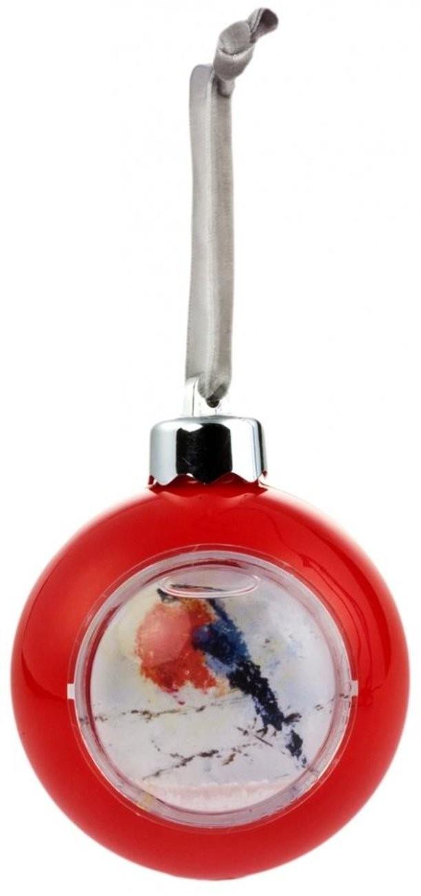 Елочный шар-шкатулка