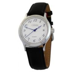 Мужские наручные часы Слава С042/2824 с золотым корпусом