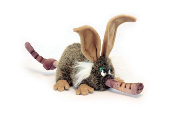 Мягкая игрушка Лесной троль-девочка от Hansa