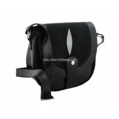 Женская сумка из кожи морского ската