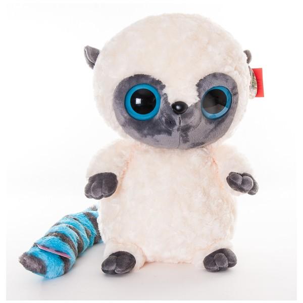Мягкая игрушка Aurora Юху и его друзья. Юху голубой 42 см