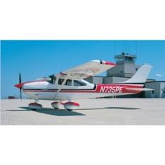 Сертификат Ознакомительный полет на Cessna-182 (60 мин.)