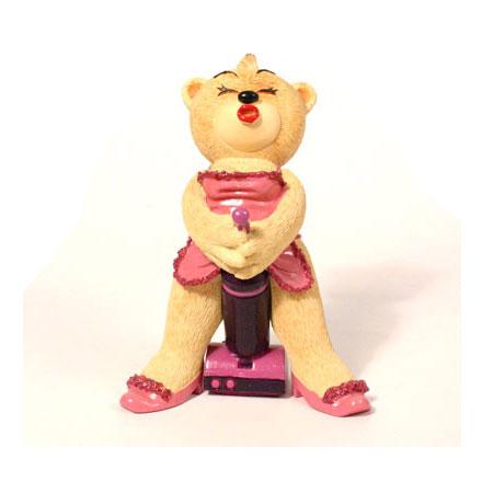C половым медведь членом плюшевый