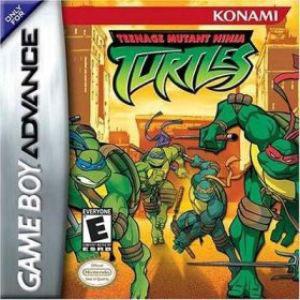 Игра для Game Boy Advance:  Черепашки Ниндзя