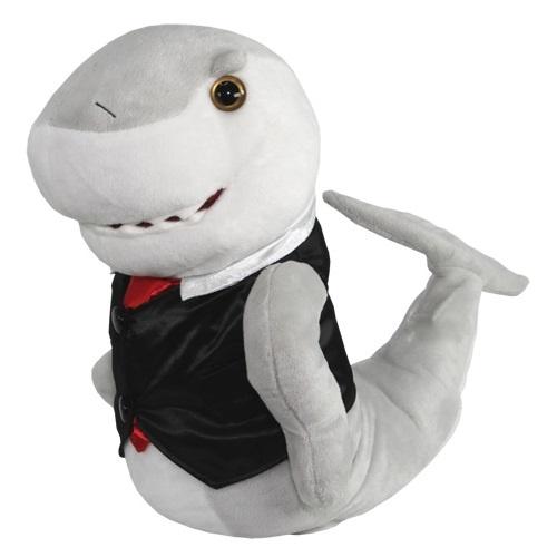 Поющая игрушка «Акула Фигаро»